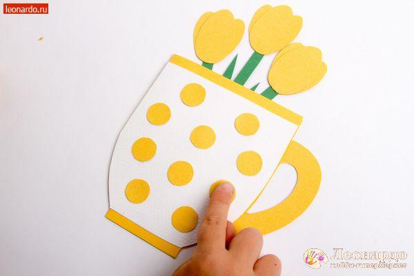 Коробочка для колец и украшений из упаковки для яиц 55